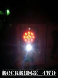Pandemic - 1 PAIR OF LED ULTRA BRIGHT WHITE LIGHTS - UNIVERSAL - PAN-LED-BACKUP-1-2 - Image 4