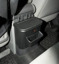 Interior Accessories - Jeep Wrangler JK Specific - Rugged Ridge - Rear Seat Organizer, Rugged Ridge, Jeep Wrangler JK 07-10  -13551.15