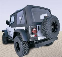 Jeep Tops & Hardware - Jeep Wrangler TJ 97-06 - Rugged Ridge - S-Top Tint 97-02 TJ Wrangler With doors Db   -13724.35