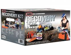 ARB 4x4 Accessories - Recovery Gear - ARB 4x4 Accessories - ARB PREMIUM RECOVERY KIT 4x4 OFF ROAD - RK9