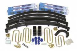 "Suburban 3/4 Ton 4WD - 1973-1976 - BDS Suspension - BDS Suspension 6"" Lift Kit for 1973 - 1976 GM 4WD K20/ K25 3/4 ton Suburban and pickup truck   -116H"