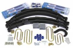 "Suburban 3/4 Ton 4WD - 1973-1976 - BDS Suspension - BDS Suspension 8"" Lift Kit for 1973 - 1976 GM 4WD K20/ K25 3/4 ton Suburban and pickup truck - 120H"