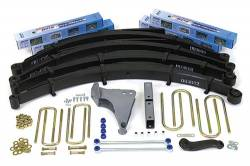 "BDS Suspension - BDS Suspension 6"" Suspension Lift Kit for 1999-2004 Ford F250/F350 4WD pickup truck - 1302H"