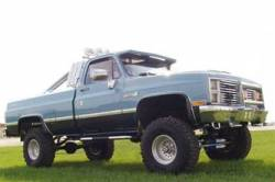 "BDS Suspension - BDS Suspension 6"" Lift Kit for 1977 - 1987 Cheverolet/ GMC 4WD K20 / K25, 3/4 ton Suburban and Pickup Truck   -130H - Image 2"