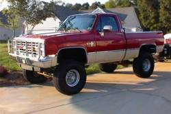 "BDS Suspension - BDS Suspension 6"" Lift Kit for 1977 - 1987 Cheverolet/ GMC 4WD K20 / K25, 3/4 ton Suburban and Pickup Truck   -130H - Image 3"