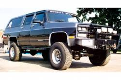 "BDS Suspension - BDS Suspension 4"" Lift Kit for 1988 - 1991 Chevrolet/ GMC 4WD K5 Blazer/ Full Size Jimmy, 1/2 ton Suburban  -137H - Image 3"