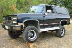 "BDS Suspension - BDS Suspension 4"" Lift Kit for 1988 - 1991 Chevrolet/ GMC 4WD K5 Blazer/ Full Size Jimmy, 1/2 ton Suburban  -137H - Image 4"