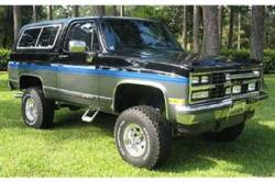 "BDS Suspension - BDS Suspension 4"" Lift Kit for 1988 - 1991 Chevrolet/ GMC 4WD K5 Blazer/ Full Size Jimmy, 1/2 ton Suburban  -137H - Image 5"