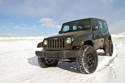"BDS Suspension - BDS Suspension 3"" Lift Kit for 2012-2018 Jeep Wrangler JK 4 door 4WD - Standard Jeep or Rubicon - 1403H - Image 3"