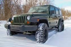 "BDS Suspension - BDS Suspension 3"" Lift Kit for 2012-2018 Jeep Wrangler JK 4 door 4WD - Standard Jeep or Rubicon - 1403H - Image 4"