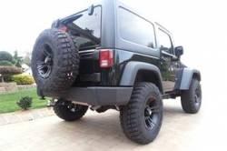 "BDS Suspension - BDS Suspension 3"" Lift Kit for 2012-18 Jeep Wrangler JK 2 door 4WD - Standard Jeep or Rubicon- 1415H - Image 4"