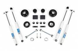 "BDS Suspension - BDS Suspension 2"" Lift Kit for 2012 - 2018 Jeep Wrangler JK 2 door 4WD - Standard Jeep or Rubicon - 1429H"