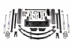 "BDS Suspension - BDS Suspension 6-1/2"" Long Arm Lift Kit for 1987 - 2001 Jeep Cherokee XJ - 1433H"