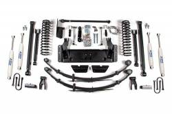 "BDS Suspension - BDS Suspension 8-1/2"" Long Arm Lift Kit for 1987 - 2001 Jeep Cherokee XJ - 1434H"