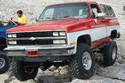 "BDS Suspension - BDS Suspension 6"" Lift Kit for 1988 - 1991 Chevrolet/ GMC 4WD K5 Blazer/ Full Size Jimmy, 1/2 ton Suburban - 143H - Image 2"