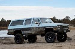 "BDS Suspension - BDS Suspension 8"" Lift Kit for 1988 - 1991 Chevrolet/ GMC 4WD 3/4 ton Suburban  -148H - Image 2"