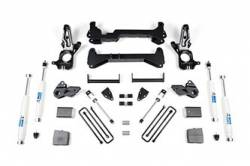 "2WD - 2001-2010 - BDS Suspension - BDS Suspension 7"" lift kit for 2001-2010 Chevrolet/ GMC 2WD 3/4 ton 2500HD pickup truck - 149H"