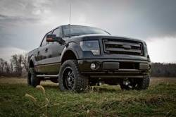 """BDS Suspension - BDS Suspension 4"""" Suspension Lift Kit System for 2014 Ford F150 2WD pickup trucks  -1504H - Image 2"""