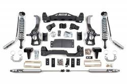 """BDS Suspension 6"""" Coil-Over Suspension Lift Kit for 2014 Ford F150 2WD pickup trucks - 1505F"""