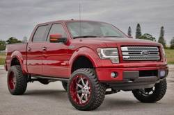 """BDS Suspension - BDS Suspension 6"""" Suspension Lift Kit System for 2014 Ford F150 2WD pickup trucks  -1505H - Image 2"""
