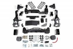 "F150 Raptor - 2014 4WD - BDS Suspension - BDS Suspension 4"" Suspension Lift Kit System for 2014 Ford F150 Raptor 4WD pickup trucks - 1508H"