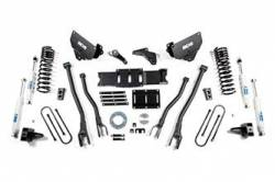 "BDS Suspension - BDS Suspension 2013-17 Ram 3500 *DIESEL* 6"" 4-Link Suspension System - 1603H"