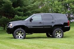 """BDS Suspension - BDS Suspension 6"""" Coil-Over Suspension Lift Kit for 2007 - 2014 Chevrolet/GMC 4WD 1500 Series Avalanche, Suburban, Tahoe, Yukon, and Yukon XL 1500 1/2 ton SUV's - 178F - Image 3"""