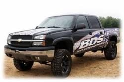 "BDS Suspension - BDS Suspension 6-1/2"" Lift Kit for 1999 - 2006 Chevrolet/GMC 4WD Silverado/Sierra 1500 1/2 ton pickup truck - 179H - Image 2"