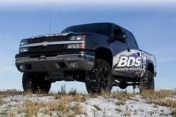 "BDS Suspension - BDS Suspension 6-1/2"" Lift Kit for 1999 - 2006 Chevrolet/GMC 4WD Silverado/Sierra 1500 1/2 ton pickup truck - 179H - Image 3"