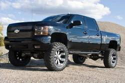 "CHEVY / GMC - 2001-10 Chevy / GMC 3/4 Ton Pickup HD - BDS Suspension - BDS Suspension Chevrolet/GMC 4WD 7"" Lift Kit for 01-10 2500 HD Silverado/Sierra 3/4 ton pickup - 189H"