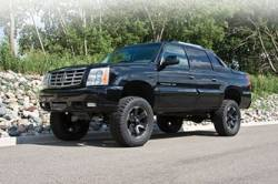 "BDS Suspension - BDS Suspension 4-1/2"" Lift Kit for 2000 - 2006 Chevrolet/GMC 4WD Avalanche, Suburban, Tahoe, Yukon, and Yukon XL, Escalade AWD, 1500 1/2 ton SUVs -191H - Image 2"