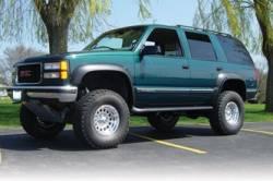 "BDS Suspension - BDS Suspension 6"" Lift Kit for 1992-1998 Chevrolet/GMC 4WD 1500 1/2 ton Suburban, Tahoe, Yukon and 2500 6 lug 3/4 ton Suburban SUVs - 193H_SUV - Image 3"