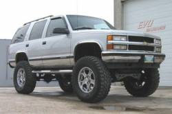 "BDS Suspension - BDS Suspension 6"" Lift Kit for 1992-1998 Chevrolet/GMC 4WD 1500 1/2 ton Suburban, Tahoe, Yukon and 2500 6 lug 3/4 ton Suburban SUVs - 193H_SUV - Image 4"