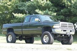 "BDS Suspension - BDS Suspension 5"" Lift Kit for 2000 - 2002 Dodge Ram 3/4 & 1 Ton 4wd Pickup - Gas & Diesel  -217H - Image 3"