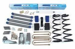 "Ram 1/2 Ton Mega Cab - 2006-2007 - BDS Suspension - BDS Suspension 6"" Lift Kit for 2006 - 2007 Dodge Ram 1500 1/2 Ton Mega-Cab - 226H"