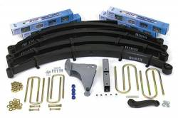 "Excursion 4WD - 2000-2005 - BDS Suspension - BDS Suspension 6"" Lift Kit for 2000-2005 Ford Excursion 4WD - 302H"
