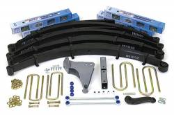 "Excursion 4WD - 2000-2005 - BDS Suspension - BDS Suspension 10"" Lift Kit for 2000-2005 Ford Excursion 4WD - 305H"