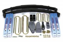 "F250 TTB 4WD - 1980-1996 - BDS Suspension - BDS Suspension 4"" Suspension Lift Kit for 1980-1996 Ford F250 4WD pickup trucks with TTB front axle - 306H"