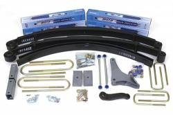 "BDS Suspension - BDS Suspension 4"" Suspension Lift Kit for 1999-2004 Ford F250/F350 4WD pickup truck - 314H"