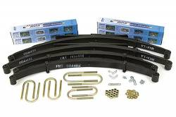 "Jeep - Full Size SJ - BDS Suspension - BDS Suspension 4"" Lift Kit for 1974 - 1983 Jeep Cherokee SJ Full Size & Full Size Wagoneer, 1974 - 1986 Jeep Pickup J10 & J20, and 1984 - 1989 Jeep Grand Wagoneer - 403H"