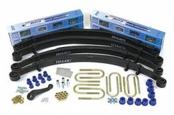 "CJ Series - 1976-1986 - BDS Suspension - BDS Suspension 4"" Lift Kit for 1976 - 1986 Jeep CJ5, CJ7, Scrambler - 406H"