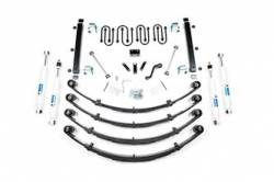 "Wrangler - 1987-1995 YJ - BDS Suspension - BDS Suspension 3-1/2"" Lift Kit 1987 - 1995 Jeep Wrangler YJ - 409H"
