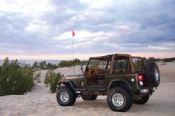 "BDS Suspension - BDS Suspension 4-1/2"" Lift Kit 1987-1995 Jeep Wrangler YJ - 411H - Image 3"