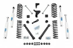 "Jeep - Jeep WJ Grand Cherokee 99-04 - BDS Suspension - BDS Suspension 4"" Lift Kit for 1999 - 2004 Jeep Grand Cherokee WJ   -448H"