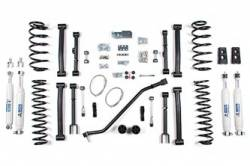 "Jeep - Jeep ZJ Grand Cherokee 93-98 - BDS Suspension - BDS Suspension 4-1/2"" Lift Kit for 1993 - 1998 Jeep Grand Cherokee ZJ  -450H"