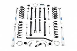 "Jeep - Jeep LJ Wrangler 04-06 - BDS Suspension - BDS Suspension 4-1/2"" Lift Kit for 2003 - 2006 Jeep Wrangler TJ Unlimited   -456H_Unlimited"