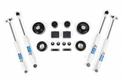 "BDS Suspension - BDS Suspension 2"" Lift Kit for 2007-2018 Jeep Wrangler JK 2 & 4 door 4WD - Standard or Rubicon - 463H"