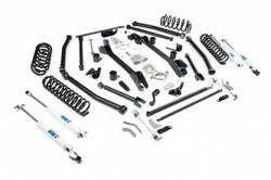 "Wrangler - 1997-2002 TJ - BDS Suspension - BDS Suspension 6-1/2"" Lift Kit for 1997 - 2006 Jeep Wrangler TJ & the 2003 - 2006 Jeep Wrangler TJ Rubicon - 467H"