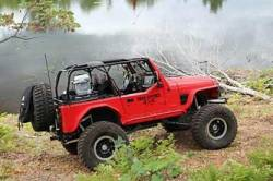 "BDS Suspension - BDS Suspension 6-1/2"" Lift Kit for 1997 - 2006 Jeep Wrangler TJ & the 2003 - 2006 Jeep Wrangler TJ Rubicon - 467H - Image 4"