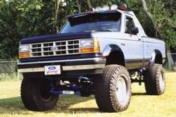 """BDS Suspension - BDS Suspension 6"""" Lift Kit for 1982-1991 Ford Bronco II 4WD / 1983-1997 Ford Ranger 4WD and 1994-1997 Mazda Pickup 4WD - 518H - Image 3"""